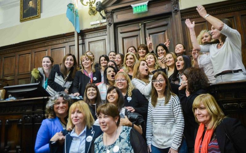 El proyecto de paridad de género obtuvo sanción definitiva en la Cámara de Senadores