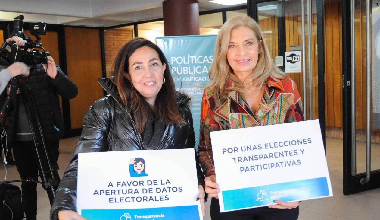 Laura Montero reafirmó el valor democrático y participativo que tienen las PASO en las elecciones y pidió por la boleta única