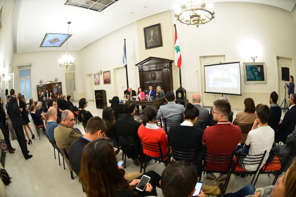 Misión comercial: el embajador del Líbano estuvo en Mendoza, quiere mejorar el comercio entre las dos ciudades