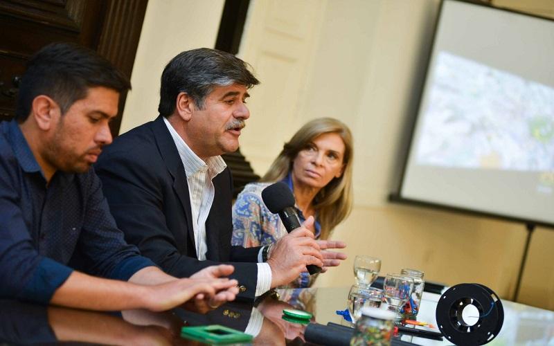 """Representantes de los departamentos expusieron en la Legislatura sobre """"Gobernanza Sustentable"""""""